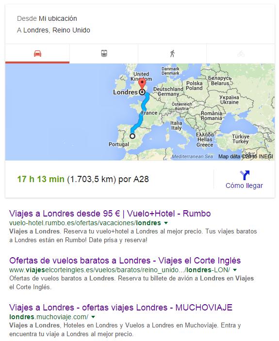 top3 landing page viajes a londres