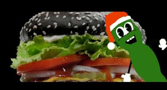 Halloween Whooper heces verde