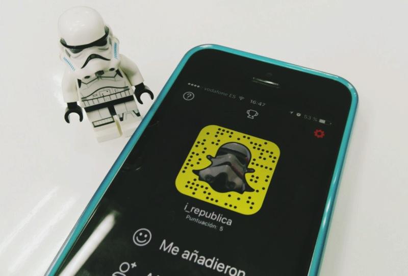 snapchat internet república