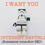 ¡Estamos contratando Consultores SEO!