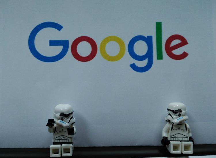 Muñecos Google