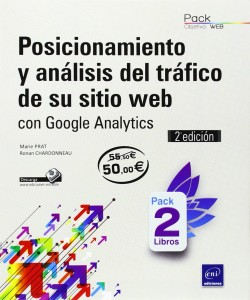 posicionamiento y analisis del tráfico de su sitio web con google analytics - libros seo espanol