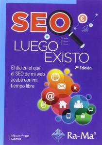 seo luego existo - libros seo espanol
