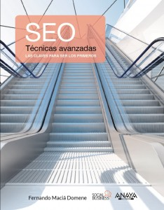 seo tenicas avanzadas - libros seo espanol