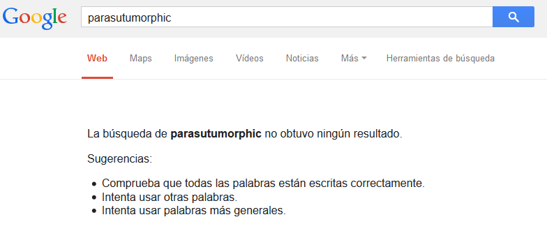Meta description inventada (resultados pre-experimento)