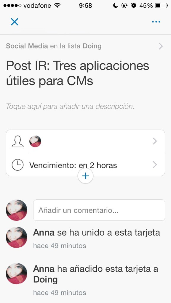 trello para community managers