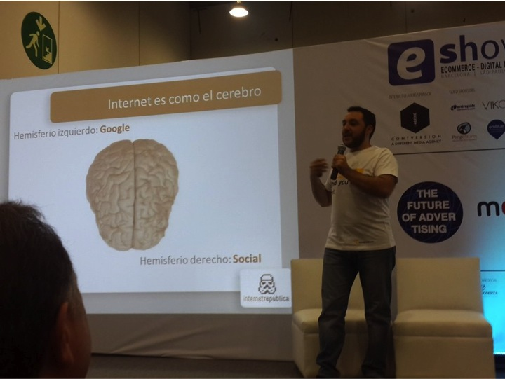 Ismael el-Qudsi asiste a FOA Méjico para hablar de la influencia online Ismael