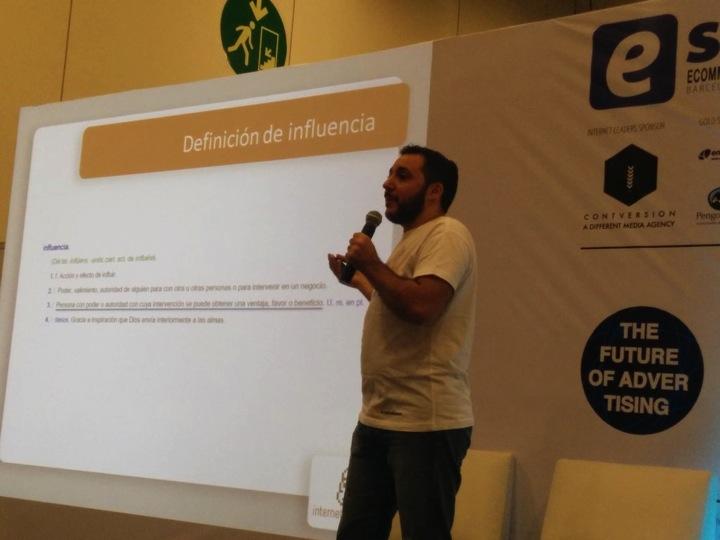 Ismael el-Qudsi asiste a FOA Méjico para hablar de la influencia online Ismael FOA