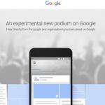 Google Post, la novedad de Google basada en compartir resultados de búsqueda