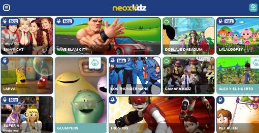 neox kidz tv