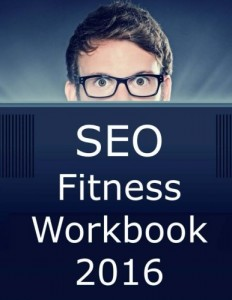 seo fitness workbook 2016 edition - libros seo ingles