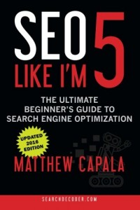 seo like i am the 5 - libros seo ingles