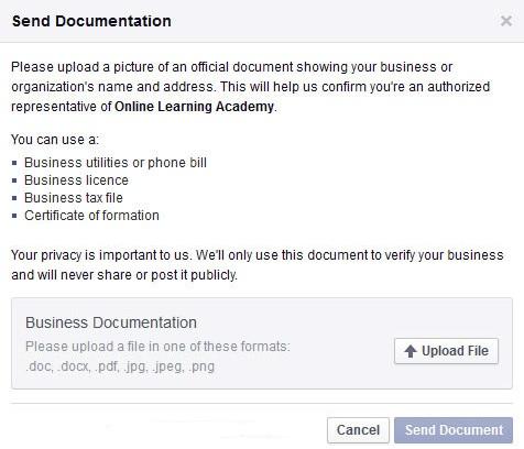 Enviar documentación