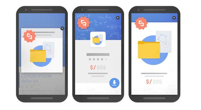 Google penalizará interstitials