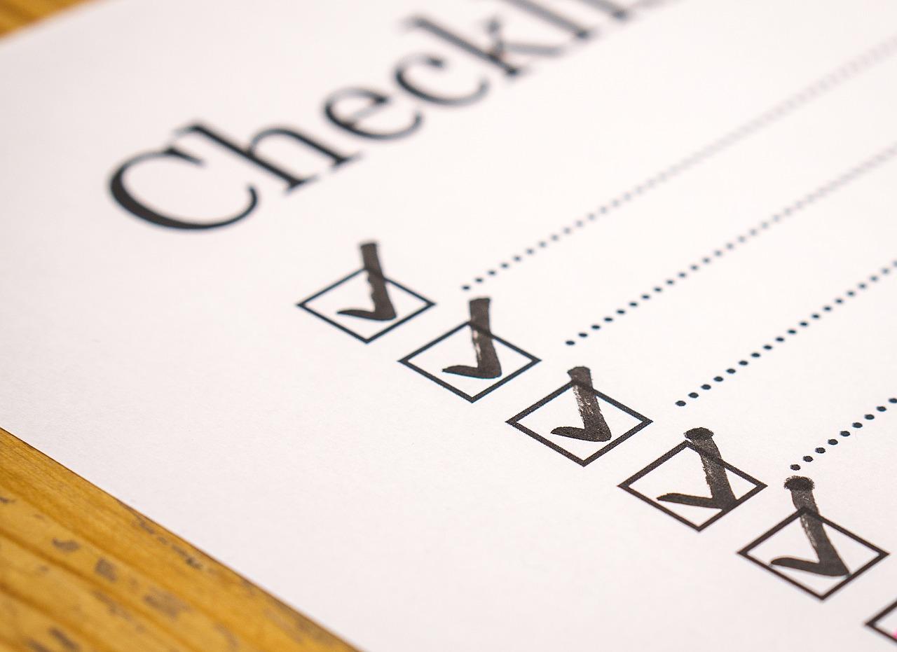 Checklist SEO para hacer una migración
