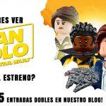 ¡Ven al cine con nosotros para No Star Solo!