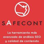 Analiza tu contenido duplicado con SafeCont