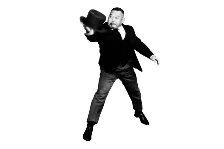 Oddjob 007 black hat