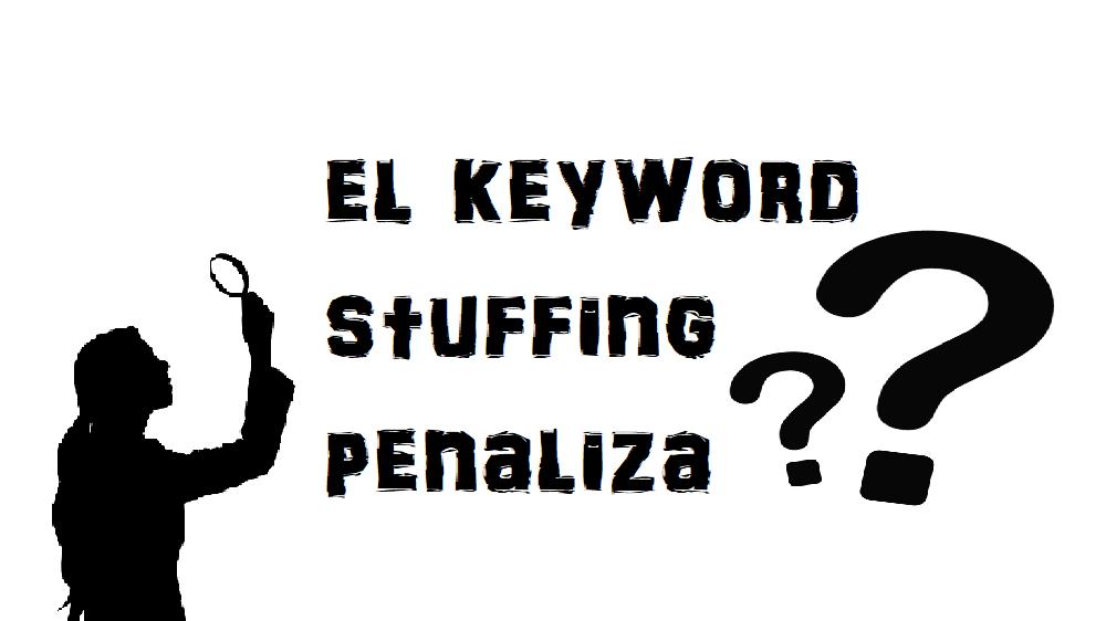 que es el keyword stuffing