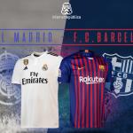 Quién gana El Clásico Real Madrid VS Barcelona en redes sociales