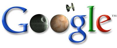 Doodle de Star Wars